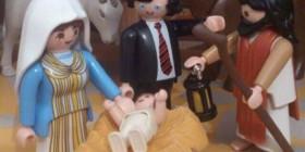 El pequeño Nicolás aparece en el Belén