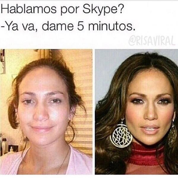 ¿Hablamos por Skype?