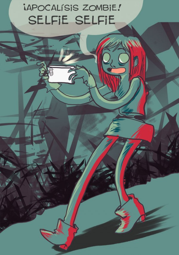 Apocalipsis selfie