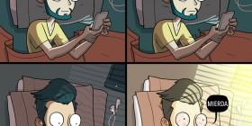 Diez minutos de Internet antes de dormir