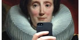 El arte de las selfies