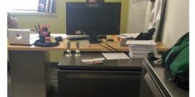 Lo tarde que me quedo en la oficina