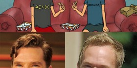 Parecidos razonables: Beavis and Butthead