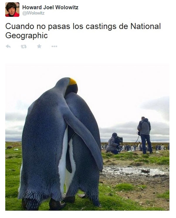 Castings de National Geographic
