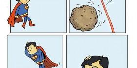 El estrabismo de Superman
