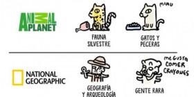 Los canales culturales