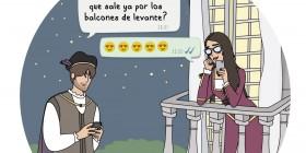 Amor en tiempos de WhatsApp