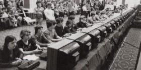 Campeonato del mundo de Space Invaders 1981