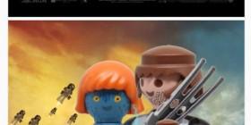 Carteles de películas con playmobil