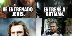 Cuidado con Liam Neeson