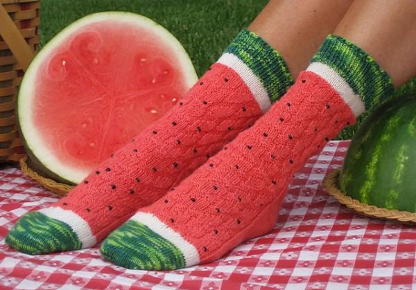 Los calcetines de moda