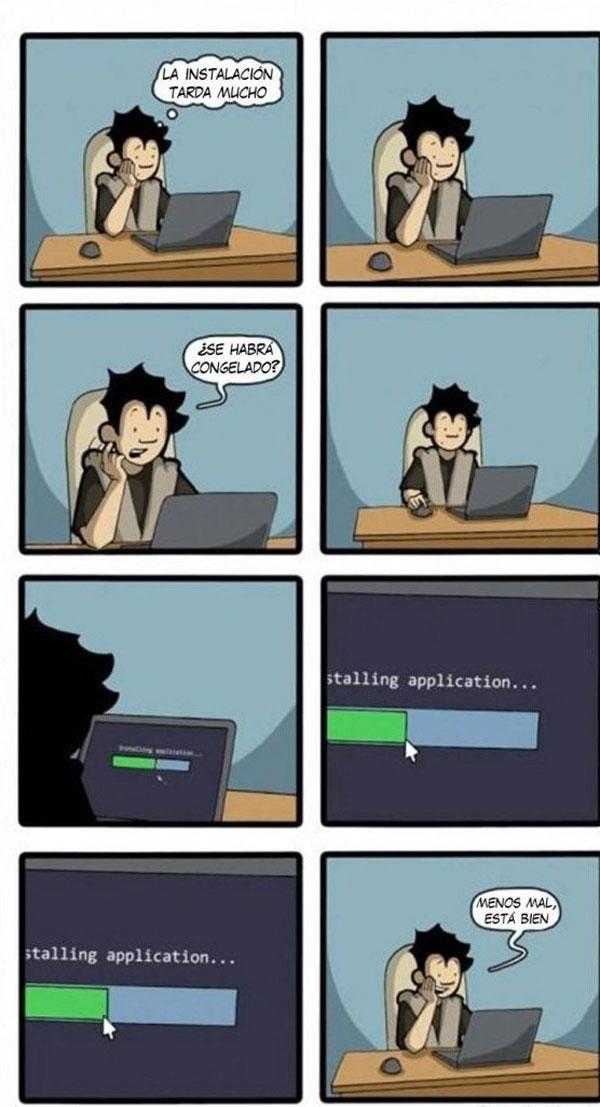 Instalando aplicaciones