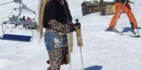 La choni de las nieves