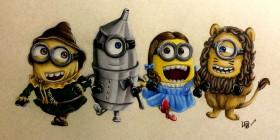 Minions de Oz