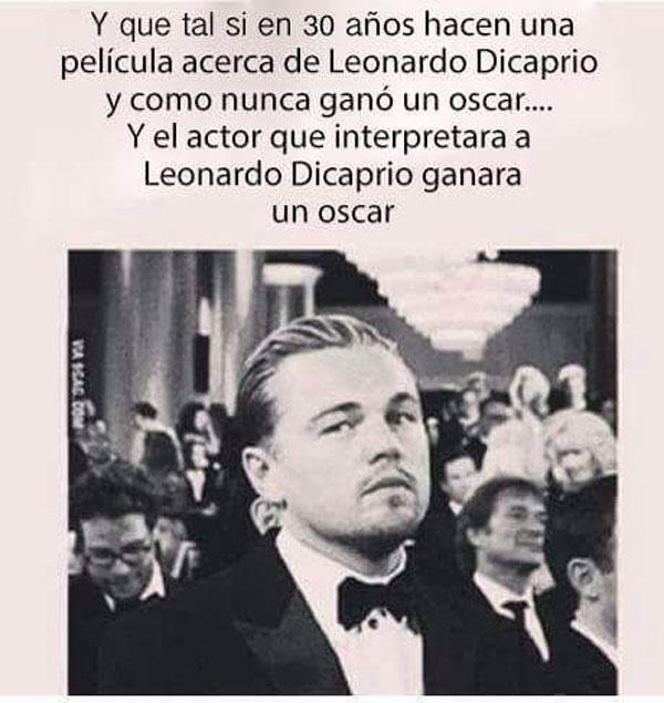 Película acerda de Leonardo DiCaprio