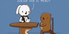 ¿Desea ver el menú?