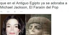 El faraón del pop