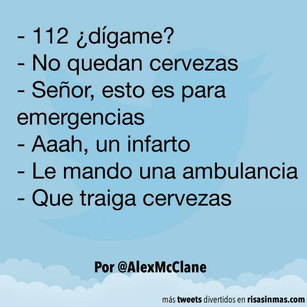 112 ¿dígame?