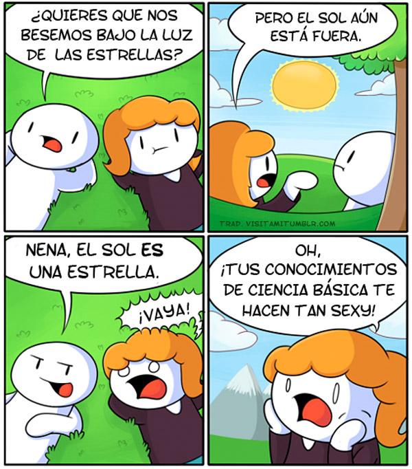 El sol es una estrella
