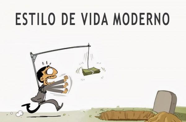 Estilo de vida moderno