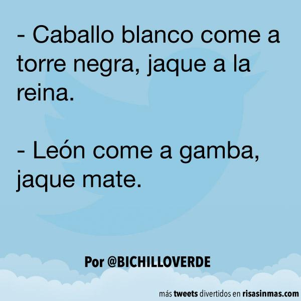 León come a gamba