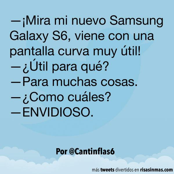 Mi nuevo Samsung Galaxy S6