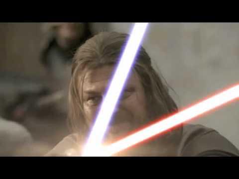 Jaime Lannister vs. Eddard Stark versión Star Wars