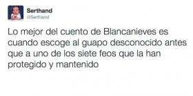 Lo mejor del cuento de Blancanieves