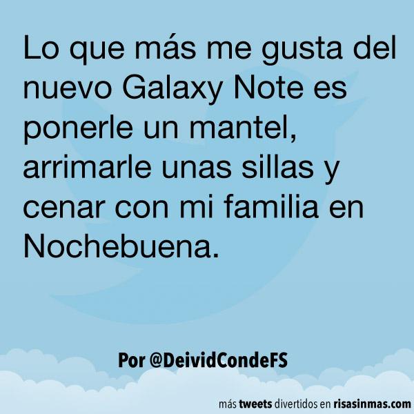 Lo que más me gusta del nuevo Galaxy Note