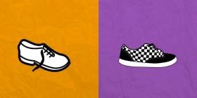 Colegio y Universidad: calzado