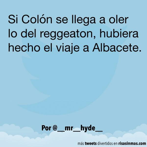 Colón y el reggeaton