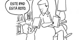 Este iPad está roto