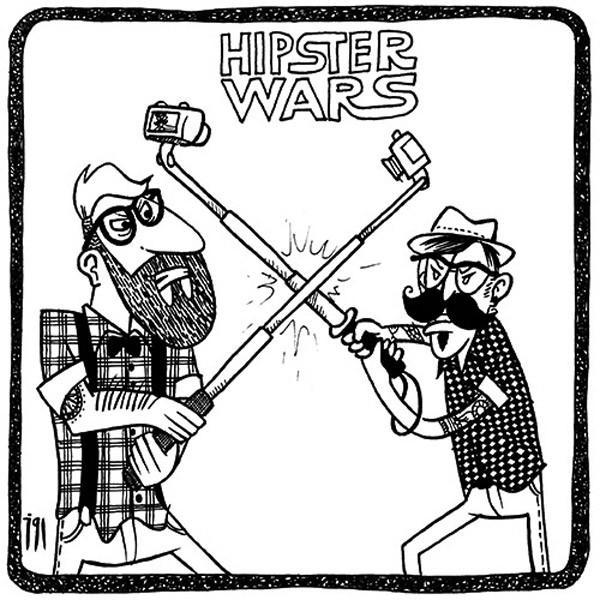 Hipster Wars