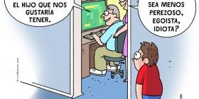 Juegos de fantasía para padres