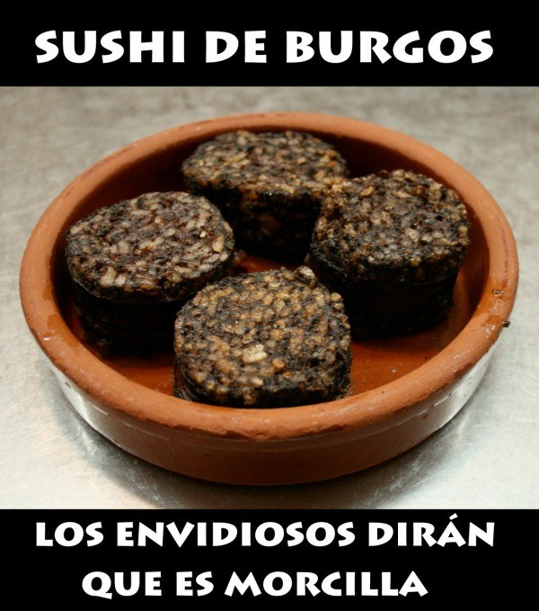 Sushi de Burgos
