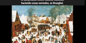 ¿Cómo reconocer a... Brueghel?