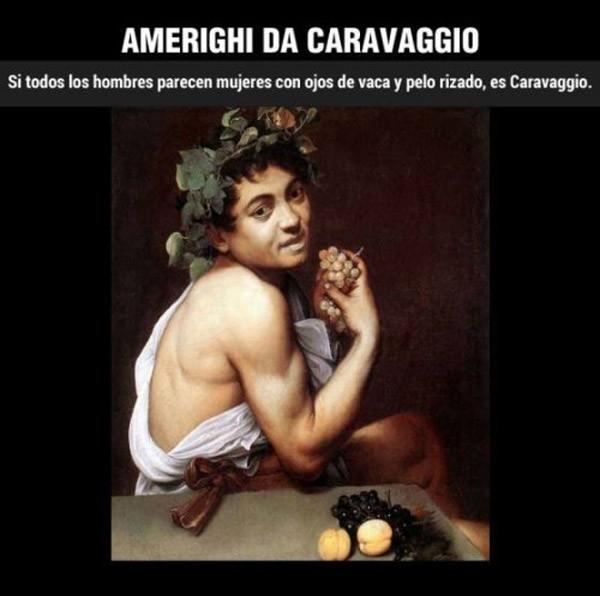 ¿Cómo reconocer a... Caravaggio?