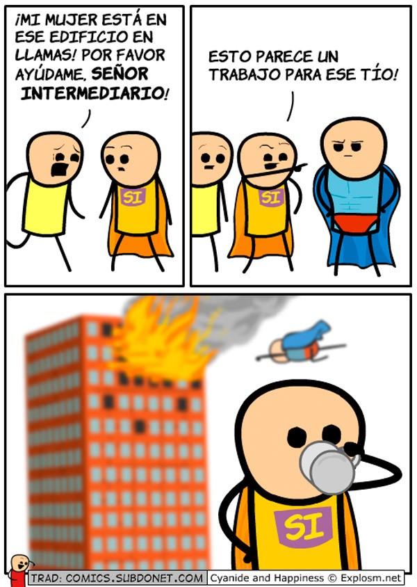 Señor Intermediario