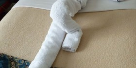 Creatividad con toallas