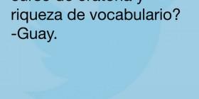 Curso de oratoria y riqueza de vocabulario