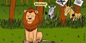 Detractores del rey