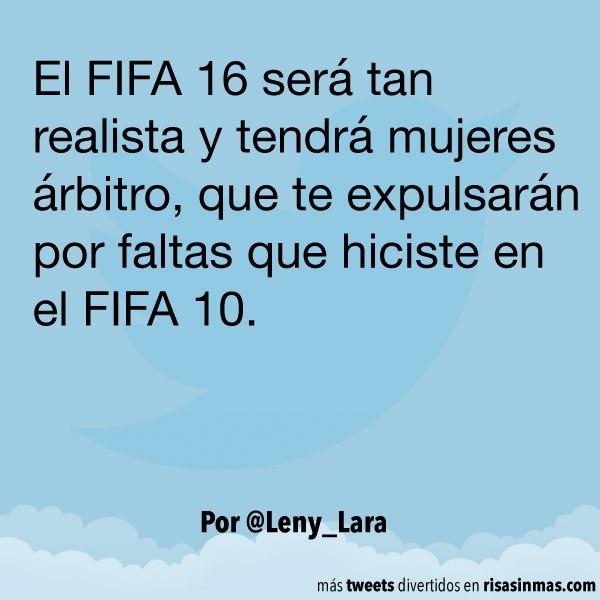 El realismo de FIFA 16