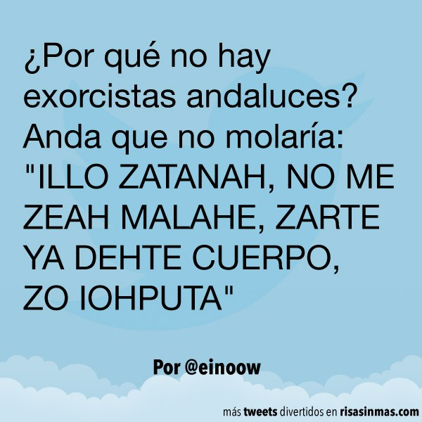 Exorcistas andaluces