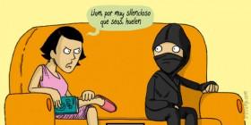 Pedo ninja