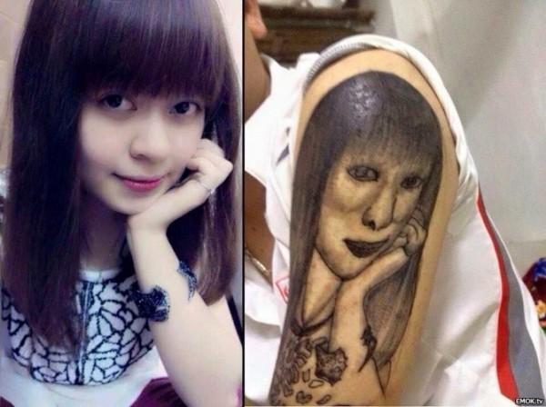 Tatuaje realista