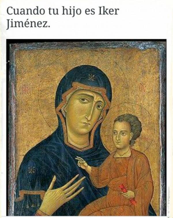 Tu hijo es Iker Jiménez