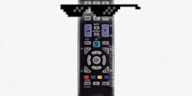 Apunto a la tele y no funciona