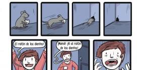 El ratón de los dientes