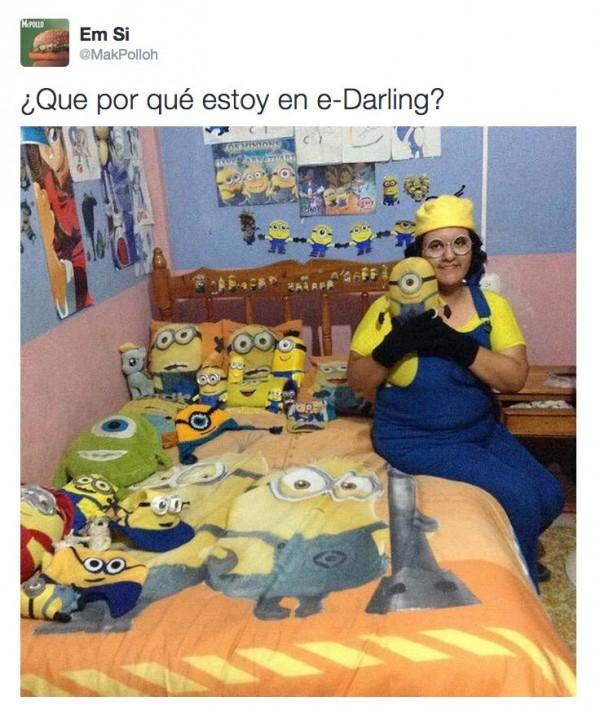 Estoy en e-Darling