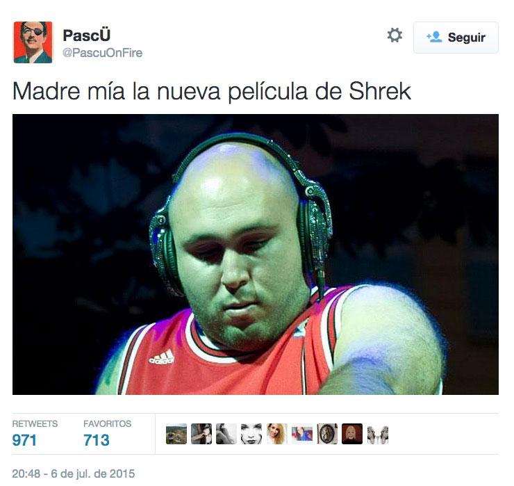 La nueva película de Shrek